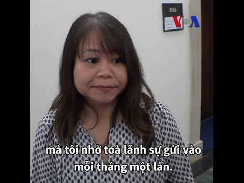 Helen Nguyễn: Tôi tin Hoa Kỳ sẽ cứu chồng tôi (VOA)