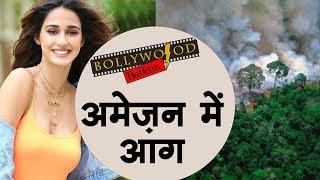Amazon में आग लगने से  Bollywood Celebrities की नाराज़गी | Talented India News