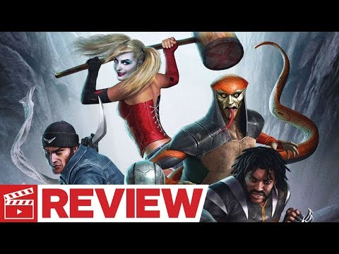 Suicide Squad: Hell to Pay Review (2018) - UCKy1dAqELo0zrOtPkf0eTMw