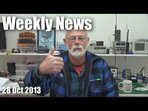Weekly News (28 Oct 2013) - UCahqHsTaADV8MMmj2D5i1Vw