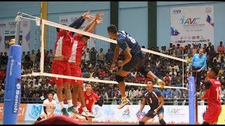 Match HIGHLIGHTS l Nepal Vs Kyrgyzstan | AVC Central Zone l