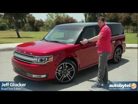 2013 Ford Flex EcoBoost Car Video & Crossover Review - UCjXhevg8Suyzl7GQrZAvzuA
