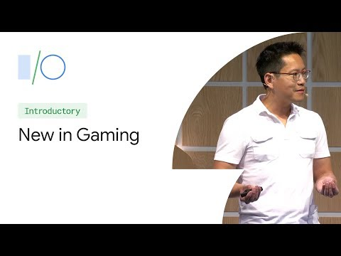 What's New in Gaming at Google (Google I/O'19) - UC_x5XG1OV2P6uZZ5FSM9Ttw