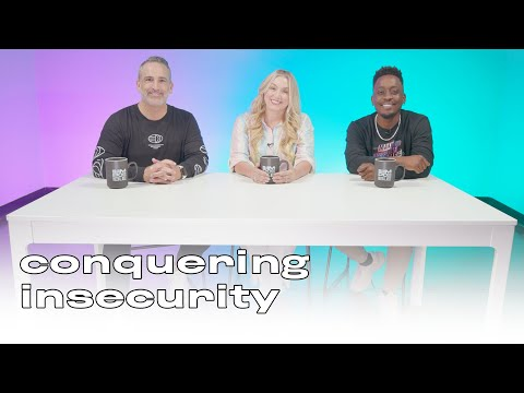 Thursday Talks  Conquering Insecurity