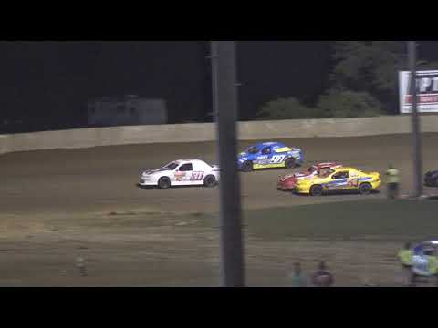 Florence Speedway | 6/26/21 | Hornet Feature - dirt track racing video image