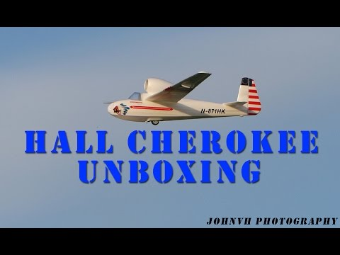 Hobbyking Hall Cherokee Unboxing - UCLqx43LM26ksQ_THrEZ7AcQ