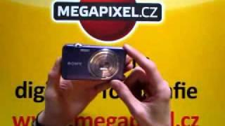 Sony CyberShot DSC-WX7 stříbrný