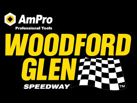 Support classes from Ampro Tools Woodford Glen Speedway featuring the Canterbury Stockcar Championships.  No Frills coverage... Once again .. just the action - dirt track racing video image