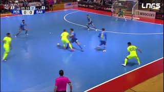 Spain League - Round 20- Peniscola Rehabmedic x Barca