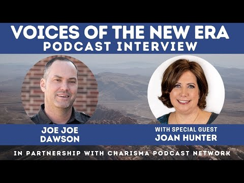 Voices of the New Era with Joan Hunter