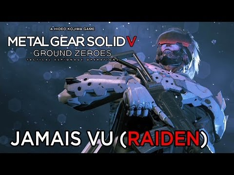 Metal Gear Solid 5: Ground Zeroes - Jamais Vu (Raiden) Extra Ops [1080p] TRUE-HD QUALITY (MGSV) - UC8JiX8bJM5DzU41LyHpsYtA