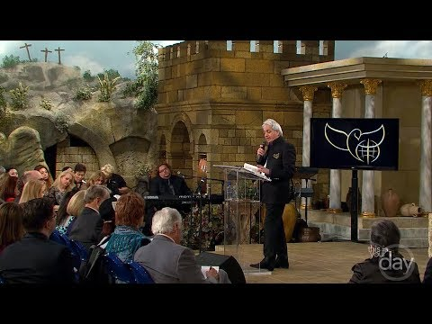 Defeating the Giant of Debt, Part 1 - a special word from Benny Hinn