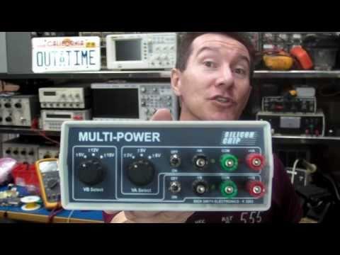 EEVblog #168 - How To Set Up An Electronics Lab - UC2DjFE7Xf11URZqWBigcVOQ