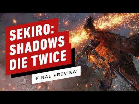 Sekiro: Shadows Die Twice Final Hands-On Preview: Not Just a Soulsborne - UCKy1dAqELo0zrOtPkf0eTMw