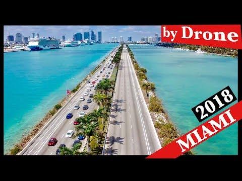 Miami 2018 by Drone - UCrE4778g3tEFNI4lbFpzb9g