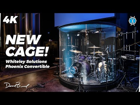 New Drum Cage! // Whiteley Solutions Phoenix Convertible