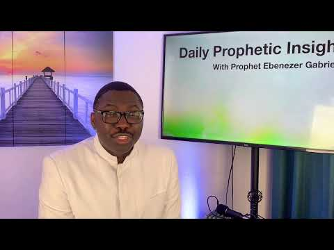 Prophetic Insight  Apr 11th, 2021
