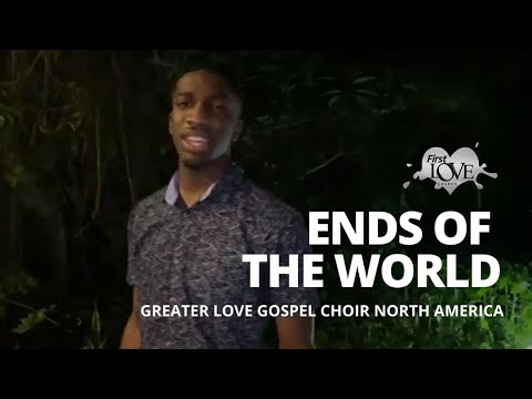 First Love Music - Ends of the World (Official Music Video)