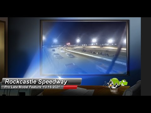 Rockcastle Speedway - Pro Late Model Feature - 10/16/2021 - dirt track racing video image