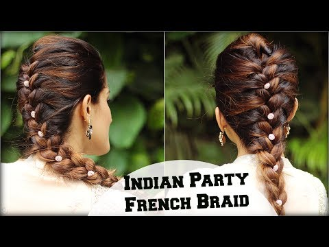 How To Make Upside Down Braided Ponytail