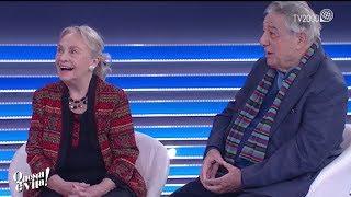 Elena Cotta e Carlo Alighiero: un amore lungo 70 anni.