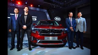 KIA Motors launches Kia Seltos at an introductory price of INR 9.69 lakhs (Ex-showroom PAN India)
