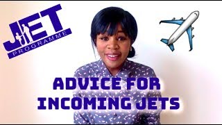 Advice for Incoming JETs