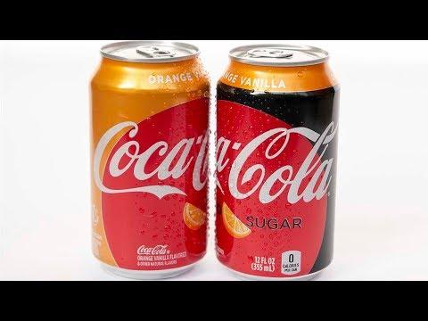 Coca-Cola đưa ra mùi vị Coke mới sau hơn một thập niên