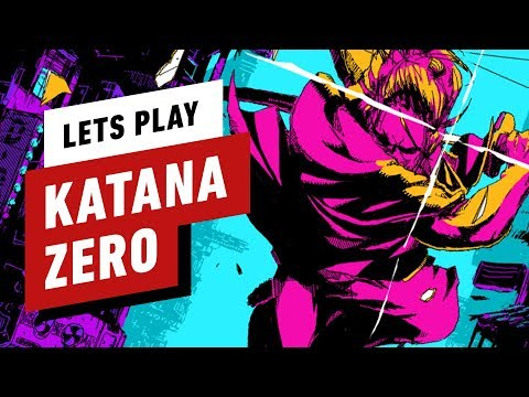 Let's Play Katana Zero - High Octane Samurai Action 6 Years in the Making - UCKy1dAqELo0zrOtPkf0eTMw