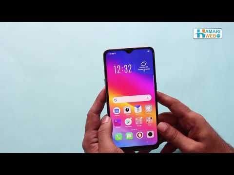 OPPO A7 Hands On Review