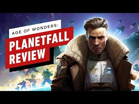 Age of Wonders: Planetfall Review - UCKy1dAqELo0zrOtPkf0eTMw