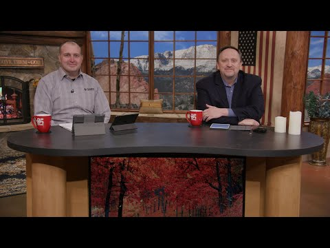 Charis Daily Live Bible Study: The Blessing of God - Rick McFarland - December 3, 2020