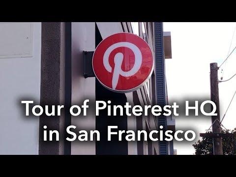 Pinterest SF Headquarters Behind-the-Scenes Tour - UCysjFn1a7iuucIx3J0ig_-g