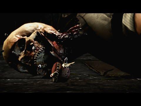 Mortal Kombat XL: Every New Fatality X-Ray and Brutality Alien Triborg Leatherface Bo Rai Cho - UCKy1dAqELo0zrOtPkf0eTMw