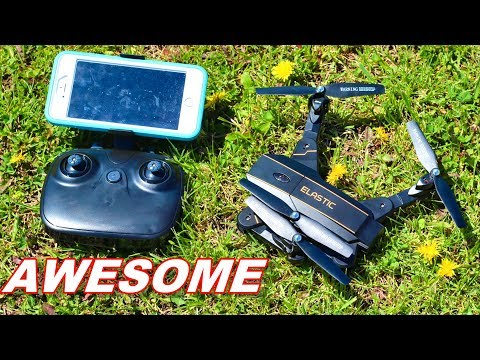 $60 Optical Flow Positioning Drone That WORKS - TKKJ L603 - TheRcSaylors - UCYWhRC3xtD_acDIZdr53huA