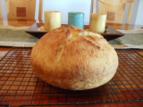 Introduction to No-Knead Beer Bread (a.k.a. Artisan Yeast Beer Bread)