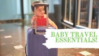 TRAVELING With  BABY- WHAT TO PACK INDIA| बेबी के लिए ट्रावेल  पैकिंग