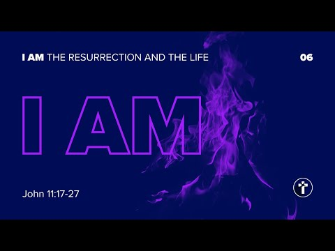 I AM the resurrection and the life  Neil Bester