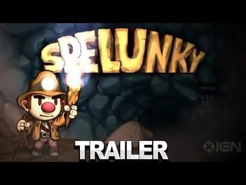 Spelunky XBLA Debut Trailer - UCKy1dAqELo0zrOtPkf0eTMw