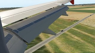 Ural AIrlines A321 Wonder Landing After Both Engines Failed | X-plane 11