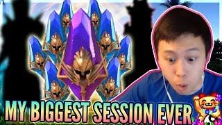 I Bought PACKS & SAVED Summons! - My BIGGEST Session YET! 5* Champion PLEASE! - Raid Shadow Legends