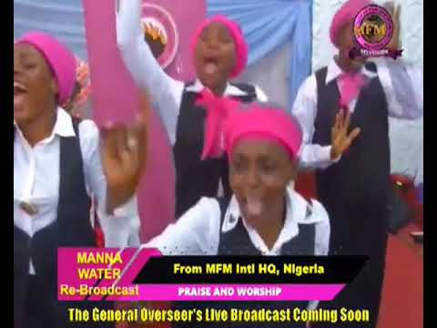 IGBO MFM SPECIAL MANNA WATER SERVICE WEDNESDAY MAY 13th 2020