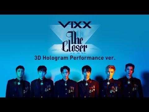 The Closer (3D Hologram Performance Version)