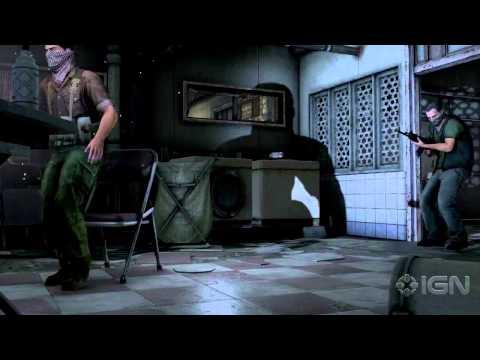 Splinter Cell Blacklist: Multiple-Choice Trailer - UCKy1dAqELo0zrOtPkf0eTMw
