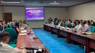 Senate hearing on anti-discrimination bill