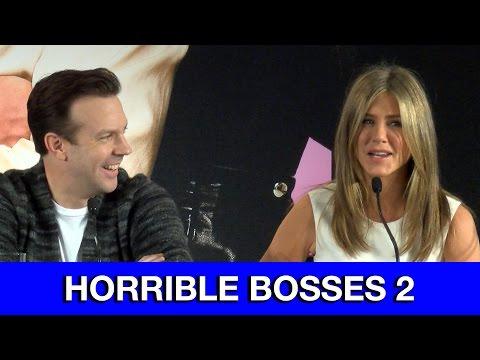 Horrible Bosses 2 Interviews - Jennifer Aniston, Jason Bateman, Jason Sudeikis & Charlie Day - UCS5C4dC1Vc3EzgeDO-Wu3Mg
