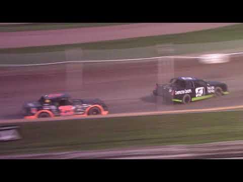 8/14/21 Street Stock Feature Beaver Dam Raceway - dirt track racing video image