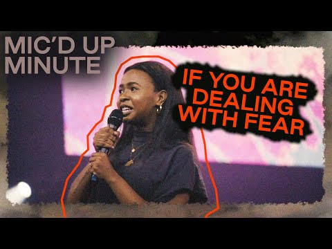 FEAR NO EVIL (Mic'd Up Minute)  RHYTHM NIGHT