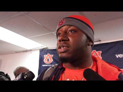 Kamryn Pittway talks about the lose to Alabama in the Iron Bowl 2016