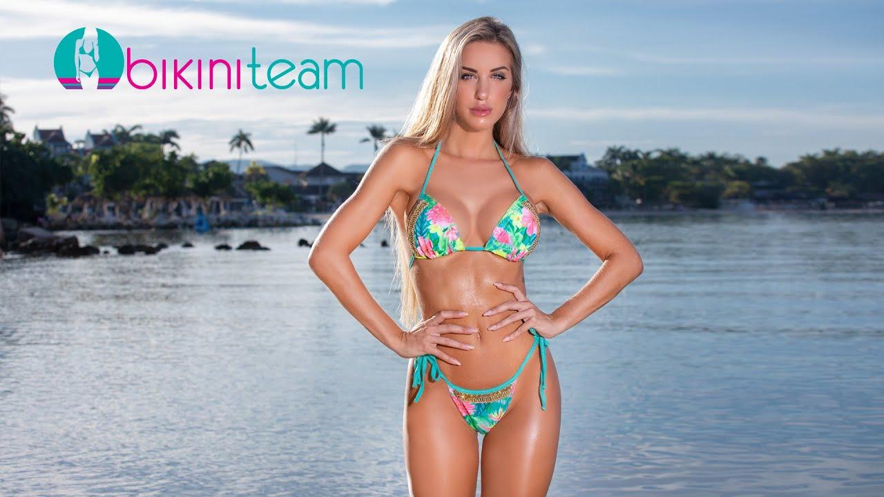 Sheila Twins | BikiniTeam.com Model of the Month December 2020 [HD]